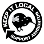100% Smith & Church - Keep it Local Ashburton
