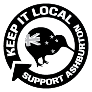 100% Smith & Church - Keep it Local Ashburton