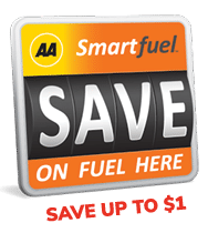100% Smith & Church - AA Smart Fuel Fuel Rewards